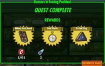 FoS Runners in Scoring Position! rewards