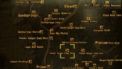 Powder Ganger Camp South loc