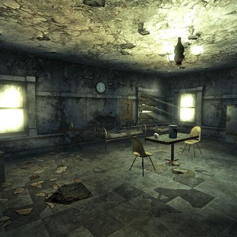 Кімната Ернеста і Дерека
