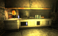The Pitt Abandoned apartments Kitchen Nuka-Cola Quantum