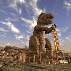 Магазин сувенірів «У динозавра»