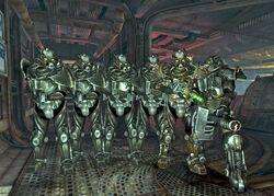 Enclave Squad Sigma