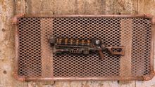 FO4 Gauss rifle full capacitors