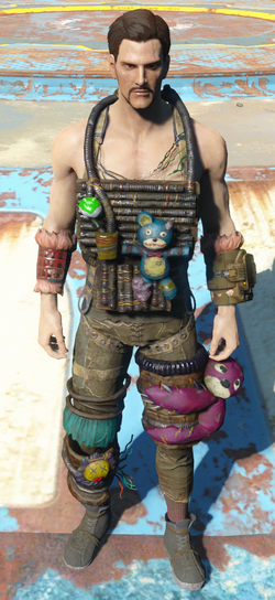 FO4 NW PackArmor
