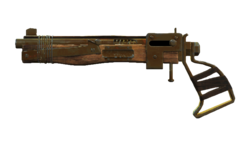 FO4 pipe bolt action gun