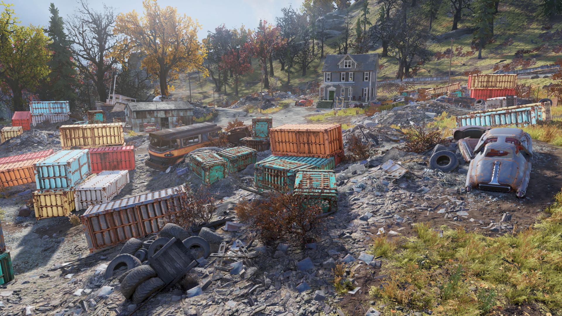 fallout 76 tank build