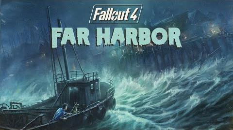 Fallout 4 tráiler oficial de Far Harbor
