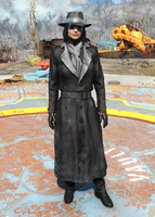Fo4Silver Shroud Costume
