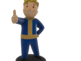 Vault-Boy statue