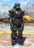 Fo4 Assault marine Armor