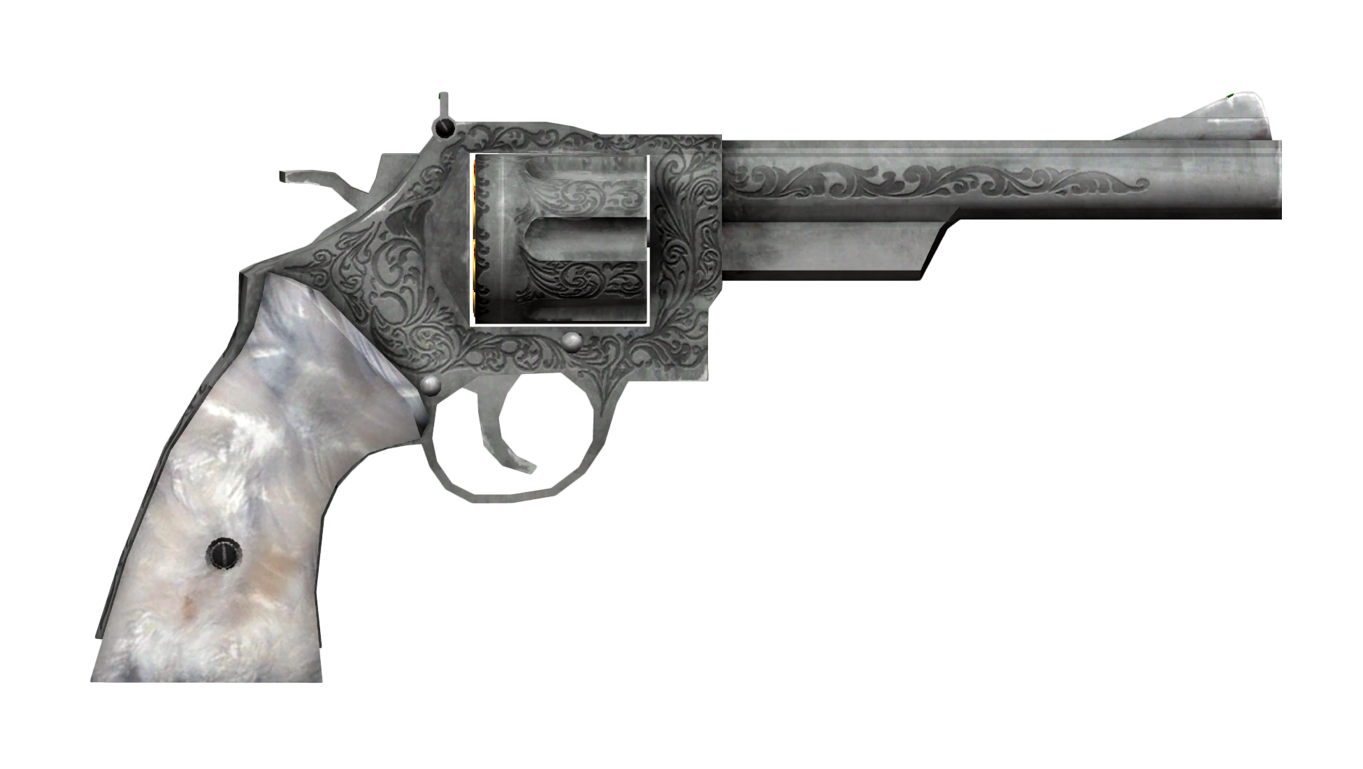 44 Magnum Revolver Fallout Wiki Fandom Powered By Wikia