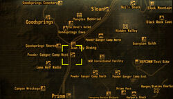 Powder Ganger Camp West loc