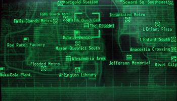 Citadel laboratory Fallout Wiki