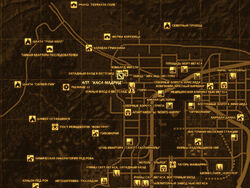 FNV Карта АПАРТАМЕНТЫ КАСА МАДРИД