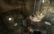 FO3 Billy Creel's house Maggie's desk