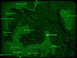 FO4 Ферма Уорвиков (карта мира)