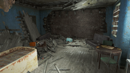 FO4 Cambridge Police station breakroom 1