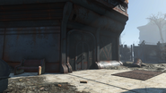 FO4 Harbormaster hotel outside