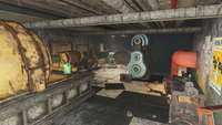 FO4 Mayoral Shelter Maintenance Room