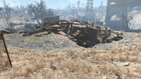 FO4 Rotten Landfill north