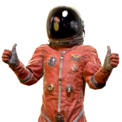 FO76 Spacesuit Jumpsuit (atx)