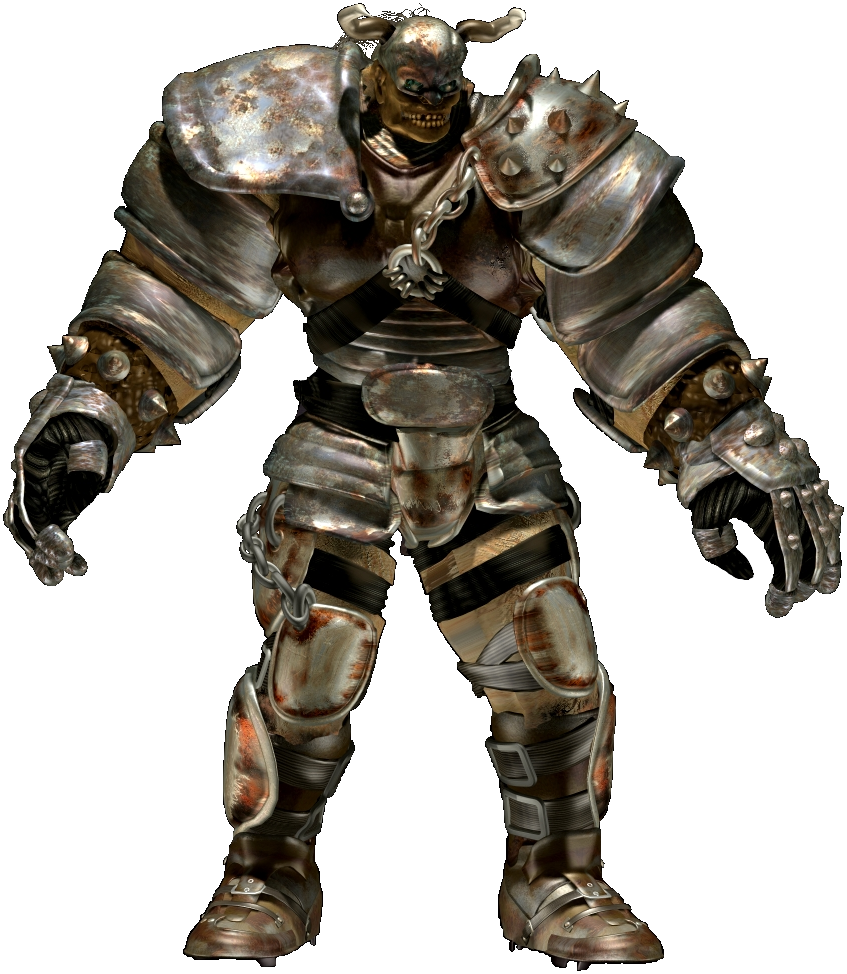 Fallout 4 Super Mutant Overlord