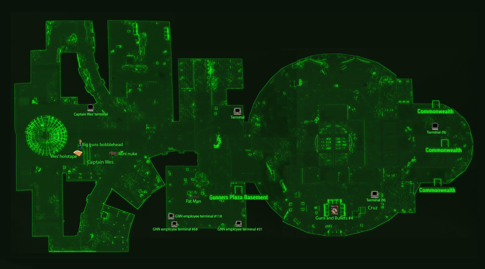 Mini Kühlschrank Nuka Cola : Gunners plaza fallout wiki fandom powered by wikia
