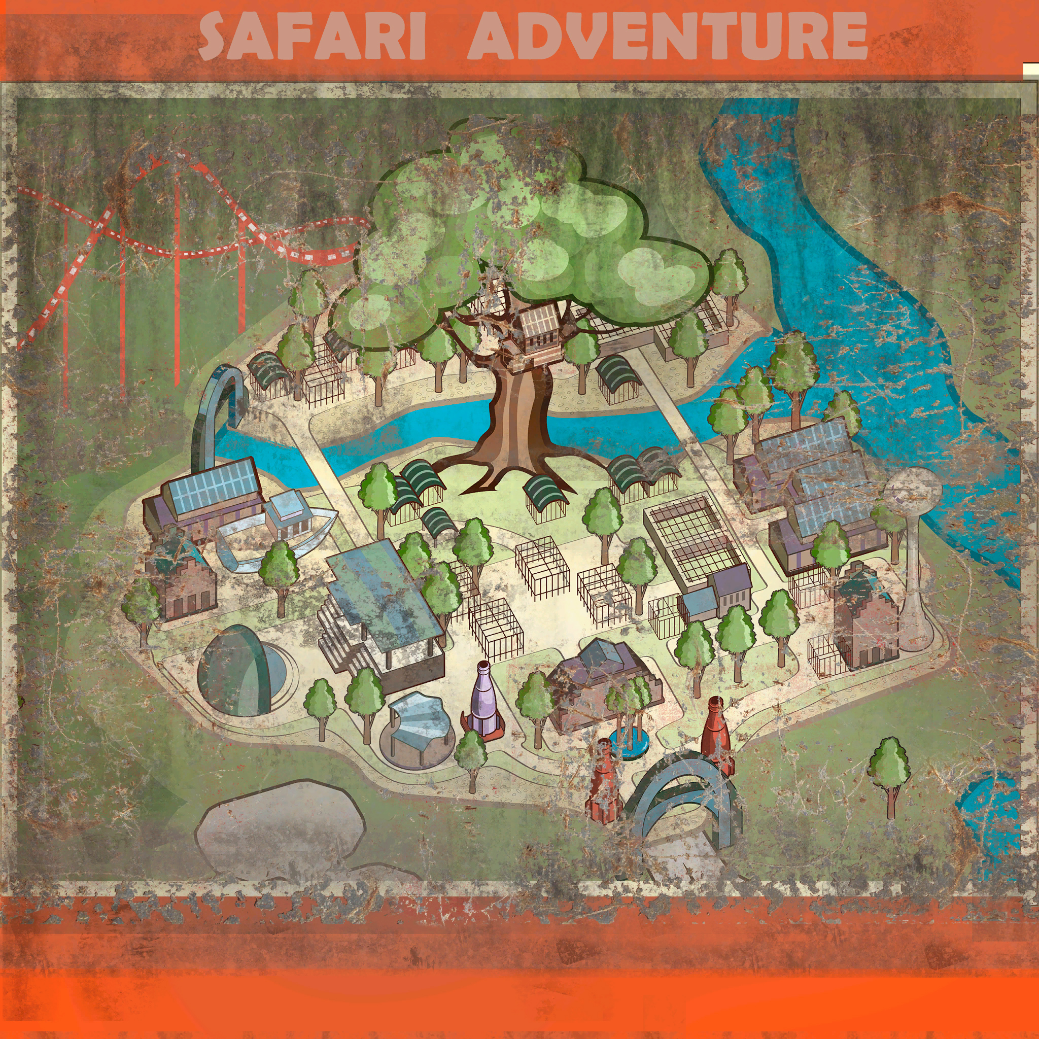 ref id Safari Adventure Fallout Wiki