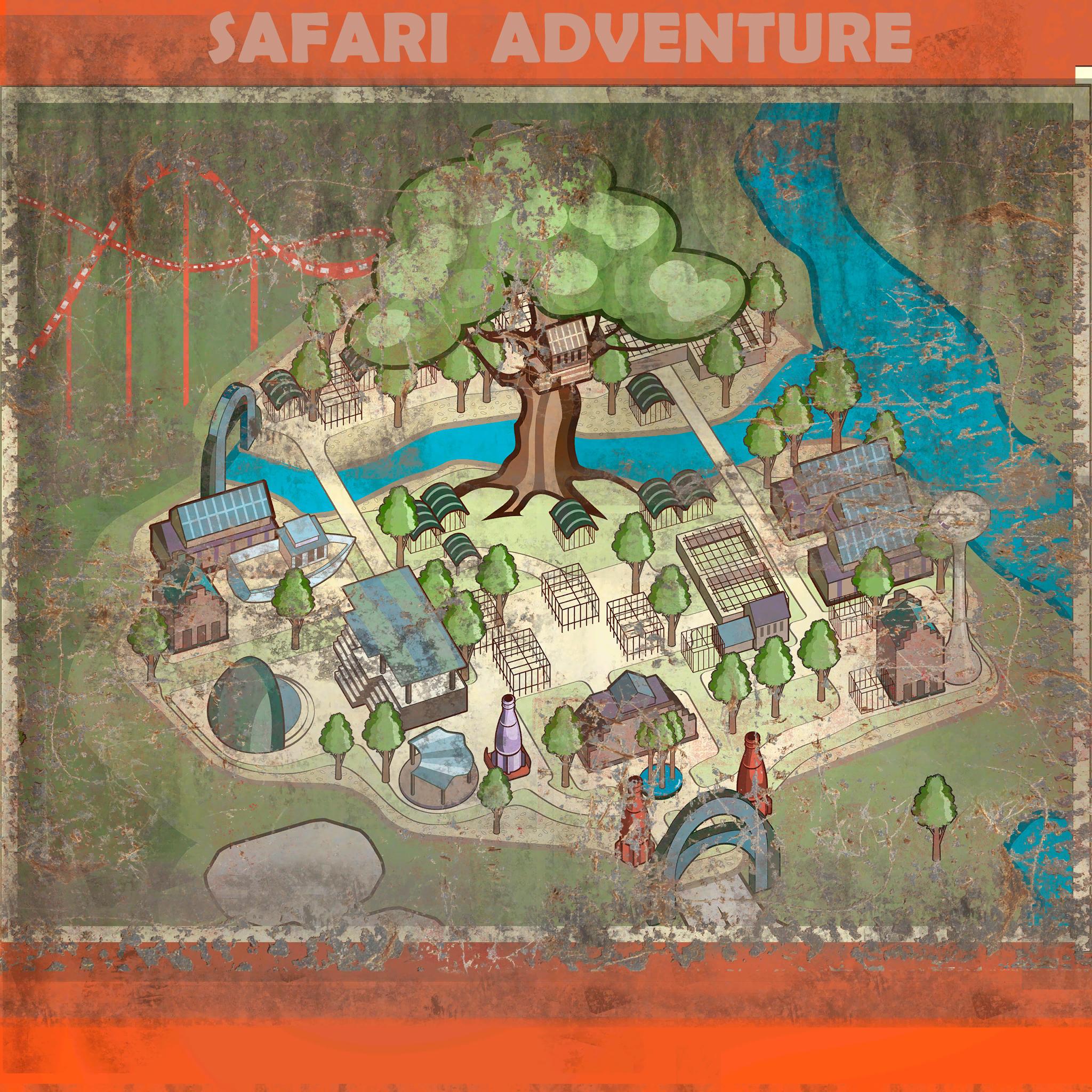 ref id Safari Adventure Fallout Wiki