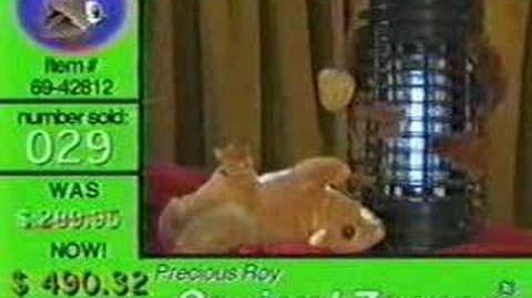Sifl&Olly - Precious Roy - Squirrel Zapper