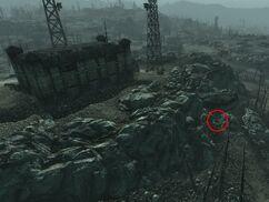 Explosives Bobblehead Location