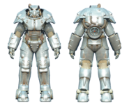 FO4CC X-01 power armor chrome