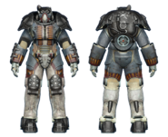 FO4CC X-01 power armor minutemen revolutionary