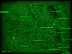 FO4 Рейс «Скайлейнс» 1981 (карта мира)