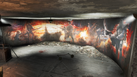 FO4 Museum of Freedom Anchorage mural