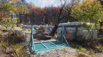 Black Mountain Ordnance Works Fallout