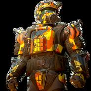 Fallout 1st Atom Camo Marine