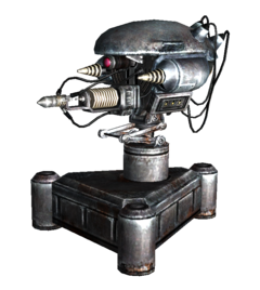 Fo3 automated turret