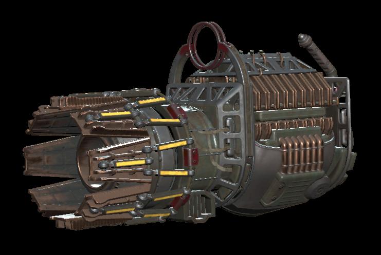 Gatling plasma | Fallout Wiki | FANDOM powered by Wikia