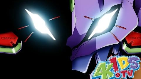 Neon Genesis Evangelion The Lost 4Kids Opening (Full)