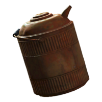 Oil canister