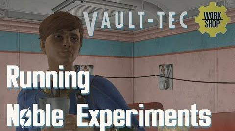 Vault-Tec Workshop - Experiments, Good option