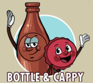 Bottle & Cappy reward icon