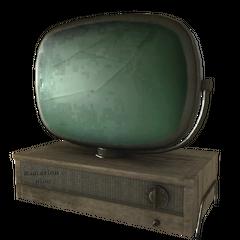Телевізор з розбитим екраном (<i>Fallout 3 і Fallout: New Vegas</i>)