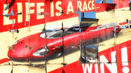 FO4 Atom Cats Garage. Live is a race - WIN!