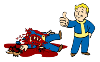 FO76 Bloody Mess