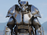 X-01 power armor (Fallout 76)