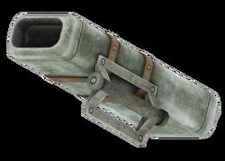 Laserrifle scope