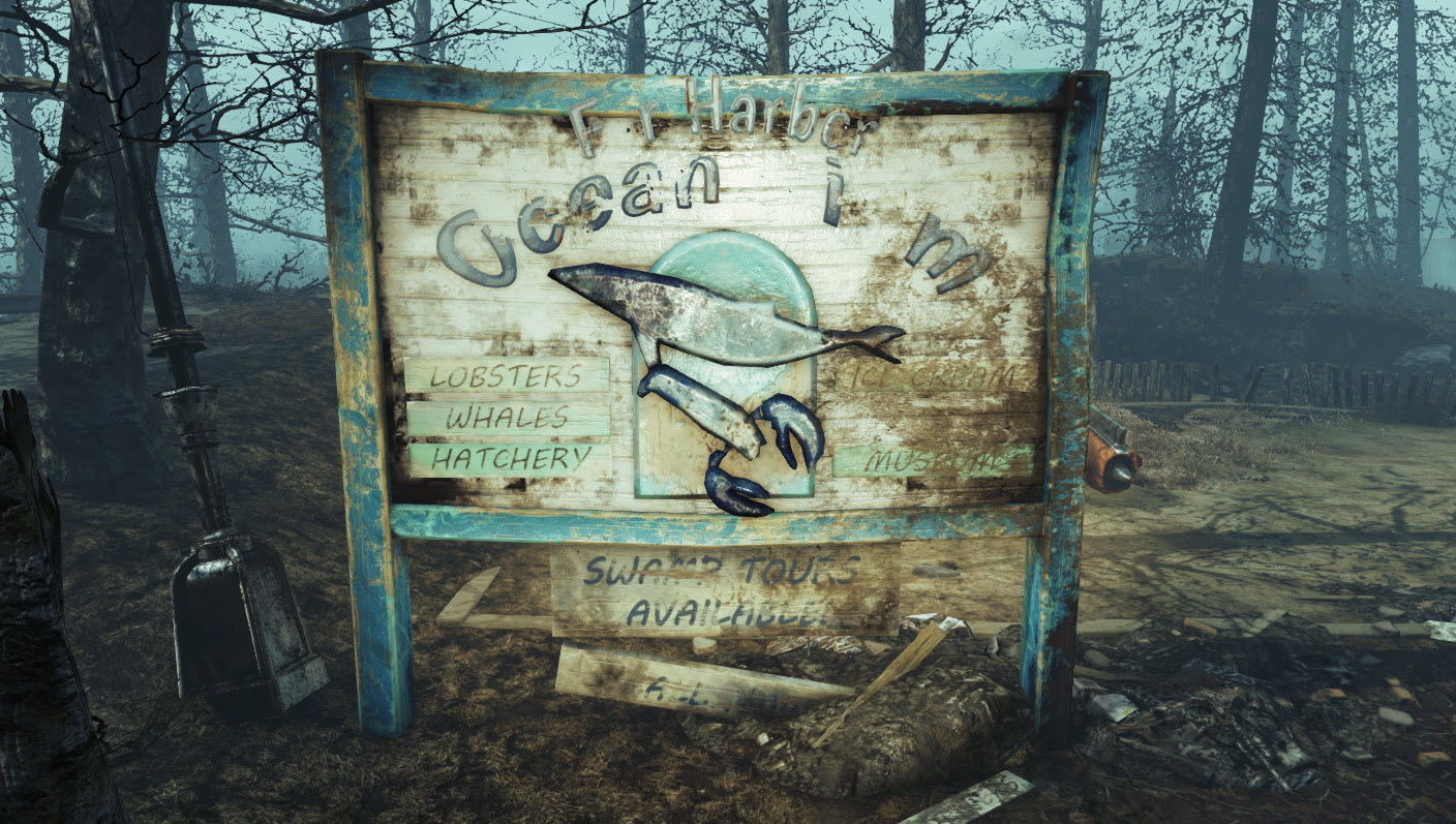 Oceanarium-Sign-FarHarbor