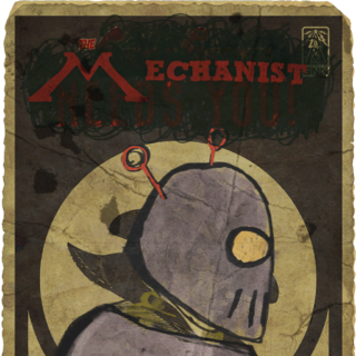 Постер Механист 2